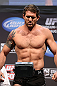 LOS ANGELES - AUGUST 03: Ryan Bader makes weight during the UFC on FOX weigh in at Staples Center on August 3, 2012 in Los Angeles, California. (Photo by Josh Hedges/Zuffa LLC/Zuffa LLC via Getty Images)