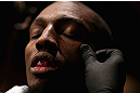 LOS ANGELES, CA - AUGUST 04:  Phil Davis is checked before his bout against Wagner Prado during the UFC on FOX at Staples Center on August 4, 2012 in Los Angeles, California.  (Photo by Josh Hedges/Zuffa LLC via Getty Images)