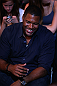 LOS ANGELES, CA - AUGUST 04:  Former NFL player Michael Strahan attends the UFC on FOX at Staples Center on August 4, 2012 in Los Angeles, California.  (Photo by Josh Hedges/Zuffa LLC via Getty Images)