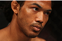 DENVER, CO - AUGUST 11:  Benson Henderson stands in the Octagon before his bout against Frankie Edgar at UFC 150 inside Pepsi Center on August 11, 2012 in Denver, Colorado. (Photo by Nick Laham/Zuffa LLC/Zuffa LLC via Getty Images)