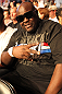 DENVER, CO - AUGUST 11:  Television personality Christopher &quot;Big Black&quot; Boykin attends UFC 150 inside Pepsi Center on August 11, 2012 in Denver, Colorado. (Photo by Mike Roach/Zuffa LLC/Zuffa LLC via Getty Images)