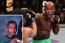 "As the UFC's shortest fighter, Demetrious ""Mighty Mouse"" Johnson may look small compared to the heavyweights on the roster, but as the UFC's first-ever flyweight champion, he's long proven that powerful things come in compact packages."