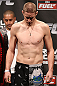 NOTTINGHAM, ENGLAND - SEPTEMBER 28:  Duane Ludwig weighs in during the UFC on Fuel TV weigh in at Capital FM Arena on September 28, 2012 in Nottingham, England.  (Photo by Josh Hedges/Zuffa LLC/Zuffa LLC via Getty Images)