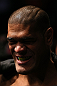 MINNEAPOLIS, MN - OCTOBER 05:  Antonio &quot;Bigfoot&quot; Silva prepares to enter the Octagon before his heavyweight fight against Travis Browne at the UFC on FX event at Target Center on October 5, 2012 in Minneapolis, Minnesota.  (Photo by Josh Hedges/Zuffa LLC/Zuffa LLC via Getty Images)