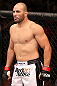 RIO DE JANEIRO, BRAZIL - OCTOBER 13:  Glover Teixeira stands in the Octagon before his light heavyweight fight against Fabio Maldonado at UFC 153 inside HSBC Arena on October 13, 2012 in Rio de Janeiro, Brazil.  (Photo by Josh Hedges/Zuffa LLC/Zuffa LLC via Getty Images)
