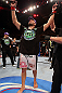 RIO DE JANEIRO, BRAZIL - OCTOBER 13:  Glover Teixeira reacts after defeating Fabio Maldonado during their light heavyweight fight at UFC 153 inside HSBC Arena on October 13, 2012 in Rio de Janeiro, Brazil.  (Photo by Josh Hedges/Zuffa LLC/Zuffa LLC via Getty Images)
