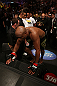 RIO DE JANEIRO, BRAZIL - OCTOBER 13:  Anderson Silva enters the Octagon before his light heavyweight fight against Stephan Bonnar at UFC 153 inside HSBC Arena on October 13, 2012 in Rio de Janeiro, Brazil.  (Photo by Josh Hedges/Zuffa LLC/Zuffa LLC via Getty Images)