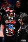 MONTREAL, QC - NOVEMBER 17:  Tom Lawlor is introduced before fighting against Francis Carmont in their middleweight bout during UFC 154 on November 17, 2012  at the Bell Centre in Montreal, Canada.  (Photo by Josh Hedges/Zuffa LLC/Zuffa LLC via Getty Images)
