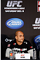 SEATTLE, WA - DECEMBER 06:  BJ Penn interacts with media during the UFC on FOX press conference on December 6, 2012  at Key Arena in Seattle, Washington.  (Photo by Josh Hedges/Zuffa LLC/Zuffa LLC via Getty Images)