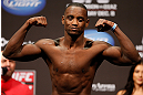 SEATTLE, WA - DECEMBER 07:  Yves Edwards weighs in during the official UFC on FOX weigh in on December 7, 2012 at Key Arena in Seattle, Washington.  (Photo by Josh Hedges/Zuffa LLC/Zuffa LLC via Getty Images)