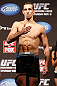 SEATTLE, WA - DECEMBER 07:  Rory MacDonald weighs in during the official UFC on FOX weigh in on December 7, 2012 at Key Arena in Seattle, Washington.  (Photo by Josh Hedges/Zuffa LLC/Zuffa LLC via Getty Images)