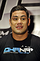LAS VEGAS, NV - DECEMBER 13:  UFC fighter Shane Del Rosario speaks to the media during the Ultimate Fighter 16 Finale open workouts at The Joint at the Hard Rock Hotel and Casino on December 13, 2012 in Las Vegas, Nevada.  (Photo by Jeff Bottari/Zuffa LLC/Zuffa LLC)