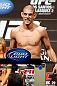 LAS VEGAS, NV - DECEMBER 28:  Joe Lauzon weighs in during the UFC 155 weigh-in on December 28, 2012 at MGM Grand Garden Arena in Las Vegas, Nevada. (Photo by Josh Hedges/Zuffa LLC/Zuffa LLC via Getty Images)