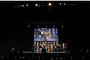 LAS VEGAS, NV - DECEMBER 28:  UFC Heavyweight Champion Junior dos Santos weighs in during the UFC 155 weigh-in on December 28, 2012 at MGM Grand Garden Arena in Las Vegas, Nevada. (Photo by Josh Hedges/Zuffa LLC/Zuffa LLC via Getty Images)