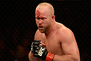 LAS VEGAS, NV - DECEMBER 29:  Tim Boetsch during his middleweight fight at UFC 155 on December 29, 2012 at MGM Grand Garden Arena in Las Vegas, Nevada. (Photo by Donald Miralle/Zuffa LLC/Zuffa LLC via Getty Images) *** Local Caption *** Tim Boetsch; Constantinos Philippou