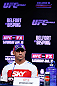 SAO PAULO, BRAZIL - JANUARY 17:  Vitor Belfort interacts with media during a UFC press conference on January 17, 2013 at the Hilton Hotel in Sao Paulo, Brazil. (Photo by Josh Hedges/Zuffa LLC/Zuffa LLC via Getty Images)