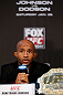 CHICAGO, IL - JANUARY 24:  UFC flyweight champion Demetrious