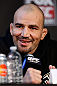 CHICAGO, IL - JANUARY 24:  Glover Teixeira interacts with media during the UFC on FOX press conference on January 24, 2013 at the United Center in Chicago, Illinois. (Photo by Josh Hedges/Zuffa LLC/Zuffa LLC via Getty Images)