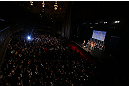 CHICAGO, IL - JANUARY 25:  A general view of the theatre as Quinton