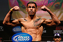 LAS VEGAS, NV - FEBRUARY 01:  Antonio Rogerio Nogueira weighs in during the UFC 156 weigh-in on February 1, 2013 at Mandalay Bay Events Center in Las Vegas, Nevada.  (Photo by Josh Hedges/Zuffa LLC/Zuffa LLC via Getty Images)