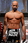 LONDON, ENGLAND - FEBRUARY 15:  Cyrille Diabate weighs in during the UFC weigh-in on February 15, 2013 at Wembley Arena in London, England.  (Photo by Josh Hedges/Zuffa LLC/Zuffa LLC via Getty Images)