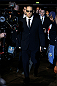 LONDON, ENGLAND - FEBRUARY 16:  James Te Huna enters the arena before his light heavyweight fight against Ryan Jimmo during the UFC on Fuel TV event on February 16, 2013 at Wembley Arena in London, England.  (Photo by Josh Hedges/Zuffa LLC/Zuffa LLC via Getty Images)