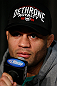 ANAHEIM, CA - FEBRUARY 21:  Josh Koscheck interacts with media during a UFC pre-fight press conference at Honda Center on February 21, 2013 in Anaheim, California.  (Photo by Josh Hedges/Zuffa LLC/Zuffa LLC via Getty Images)