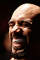 ANAHEIM, CA - FEBRUARY 23:  Lavar Johnson prepares to enter the Octagon to face Brendan Schaub in their heavyweight bout during UFC 157 at Honda Center on February 23, 2013 in Anaheim, California.  (Photo by Josh Hedges/Zuffa LLC/Zuffa LLC via Getty Images) *** Local Caption *** Brendan Schaub; Lavar Johnson