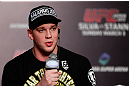 TOKYO, JAPAN - FEBRUARY 28: Stefan Struve interacts with media during a UFC press conference at the Hilton Sjinjuku Hotel on February 28, 2013 in Tokyo, Japan. (Photo by Josh Hedges/Zuffa LLC/Zuffa LLC via Getty Images)