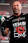 TOKYO, JAPAN - FEBRUARY 28: Wanderlei Silva holds an open training session for media at the Hilton Sjinjuku Hotel on February 28, 2013 in Tokyo, Japan. (Photo by Josh Hedges/Zuffa LLC/Zuffa LLC via Getty Images)