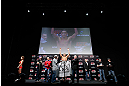 SAITAMA, JAPAN - MARCH 02: Diego Sanchez weighs in during the UFC on FUEL TV weigh-in at Saitama Super Arena on March 2, 2013 in Saitama, Japan. (Photo by Josh Hedges/Zuffa LLC/Zuffa LLC via Getty Images)