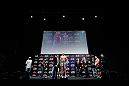 SAITAMA, JAPAN - MARCH 02: Wanderlei Silva weighs in during the UFC on FUEL TV weigh-in at Saitama Super Arena on March 2, 2013 in Saitama, Japan. (Photo by Josh Hedges/Zuffa LLC/Zuffa LLC via Getty Images)