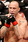 SAITAMA, JAPAN - MARCH 03:  Wanderlei Silva stands in the Octagon before his light heavyweight fight against Brian Stann during the UFC on FUEL TV event at Saitama Super Arena on March 3, 2013 in Saitama, Japan.  (Photo by Josh Hedges/Zuffa LLC/Zuffa LLC via Getty Images)