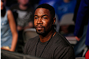 SAN JOSE, CA - APRIL 20:   Actor Michael Jai White in attendance during the UFC on FOX event during the UFC on FOX event at the HP Pavilion on April 20, 2013 in San Jose, California.  (Photo by Josh Hedges/Zuffa LLC/Zuffa LLC via Getty Images)  *** Local Caption *** Michael Jai White