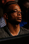 NEWARK, NJ - APRIL 27:   ESPN anchor Stuart Scott attends the UFC 159 event at the Prudential Center on April 27, 2013 in Newark, New Jersey.  (Photo by Josh Hedges/Zuffa LLC/Zuffa LLC via Getty Images)