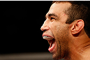 FORTALEZA, BRAZIL - JUNE 08:  Fabricio Werdum stands in the Octagon before his heavyweight fight against Antonio Rodrigo