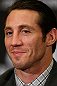 LAS VEGAS, NV - JULY 04:  Tim Kennedy interacts with
