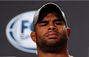 BOSTON, MA - AUGUST 15:  Alistair Overeem during a UFC press conference at the Wang Theatre on August 15, 2013 in Boston, Massachusetts. (Photo by Josh Hedges/Zuffa LLC/Zuffa LLC via Getty Images)