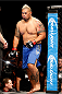 BRISBANE, AUSTRALIA - DECEMBER 07:  Mark Hunt enters the Octagon before his heavyweight fight against Antonio
