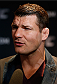 QUEBEC CITY, CANADA - APRIL 14:  Michael Bisping interacts with media during the UFC Ultimate Media Day at the TRYP Quebec Hotel on April 14, 2014 in Quebec City, Quebec, Canada. (Photo by Josh Hedges/Zuffa LLC/Zuffa LLC via Getty Images)