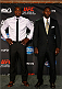 BALTIMORE, MD - APRIL 24:  (L-R) Opponents Phil Davis and Anthony Johnson pose for photos during the UFC 172 media day at Camden Yards on April 24, 2014 in Baltimore, Maryland. (Photo by Josh Hedges/Zuffa LLC/Zuffa LLC via Getty Images)