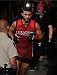 LAS VEGAS, NV - JULY 06:  Dhiego Lima enters the arena in his middleweight fight against Eddie Gordon during the Ultimate Fighter Finale inside the Mandalay Bay Events Center on July 6, 2014 in Las Vegas, Nevada.  (Photo by Josh Hedges/Zuffa LLC/Zuffa LLC via Getty Images)