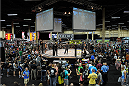 LAS VEGAS, NV - JULY 5:  A general view during the UFC Fan Expo at the Mandalay Bay Convention Center on July 5, 2014 in Las Vegas, Nevada. (Photo by Todd Lussier/Zuffa LLC/Zuffa LLC via Getty Images) *** Local Caption ***