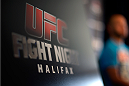 HALIFAX, NS - OCTOBER 2:  A detail shot during the UFC Fight Night Ultimate Media Day on October 2, 2014 in Halifax, Nova Scotia, Canada. (Photo by Jeff Bottari/Zuffa LLC/Zuffa LLC via Getty Images)
