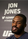 LAS VEGAS, NEVADA - JANUARY 01:  UFC light heavyweight champion Jon Jones speaks to the media during the UFC 182 Media Day at the MGM Grand Hotel and Casino on January 1, 2015 in Las Vegas, Nevada. (Photo by Brandon Magnus/Zuffa LLC/Zuffa LLC via Getty Images)