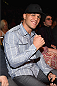 LAS VEGAS, NV - JANUARY 03:  UFC welterweight champion Robbie Lawler attends UFC 182 event at the MGM Grand Garden Arena on January 3, 2015 in Las Vegas, Nevada.  (Photo by Jeff Bottari/Zuffa LLC/Zuffa LLC via Getty Images)