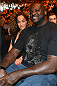 LAS VEGAS, NV - JANUARY 03:  Former basketball player Shaquille O'Neal attends UFC 182 event at the MGM Grand Garden Arena on January 3, 2015 in Las Vegas, Nevada.  (Photo by Jeff Bottari/Zuffa LLC/Zuffa LLC via Getty Images)