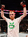 BOSTON, MA - JANUARY 18:  Paddy Holohan reacts after defeating Shane Howell in their flyweight fight during the UFC Fight Night event at the TD Garden on January 18, 2015 in Boston, Massachusetts. (Photo by Jeff Bottari/Zuffa LLC/Zuffa LLC via Getty Images)