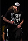 DALLAS, TX - MARCH 13: Roy Nelson walks to the scale during the UFC 185 weigh-ins at the Kay Bailey Hutchison Convention Center on March 13, 2015 in Dallas, Texas. (Photo by Cooper Neill/Zuffa LLC/Zuffa LLC via Getty Images)