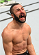 MONTREAL, QC - APRIL 25:   John Makdessi of Canada reacts after his TKO victory over Shane Campbell of the United States in their catchweight bout during the UFC 186 event at the Bell Centre on April 25, 2015 in Montreal, Quebec, Canada. (Photo by Josh Hedges/Zuffa LLC/Zuffa LLC via Getty Images)